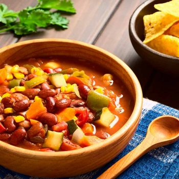 Vegetables chili